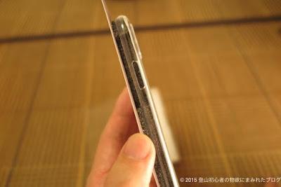 Matchnine iPhone X ケース HORI クリア