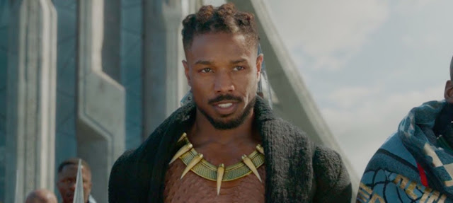 Michael B. Jordan went to therapy after playing villain in 'Black Panther'