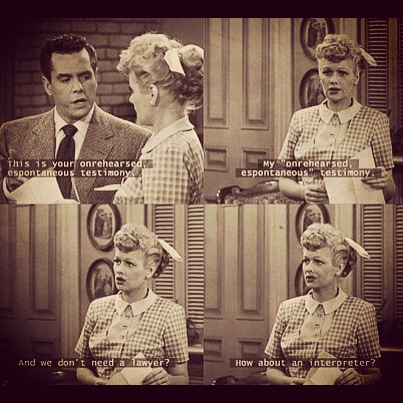 A Blog About Lucille Ball I Love Lucy Fred And Ethels