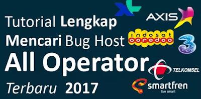 cara mencari bug all operator