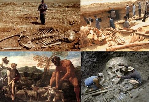 Nuh Tufanının Sebebi Nephilim Devleri Mi?