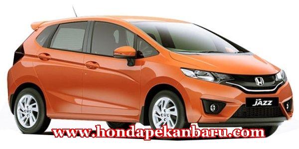 Paket Kredit Honda Jazz Pekanbaru Riau