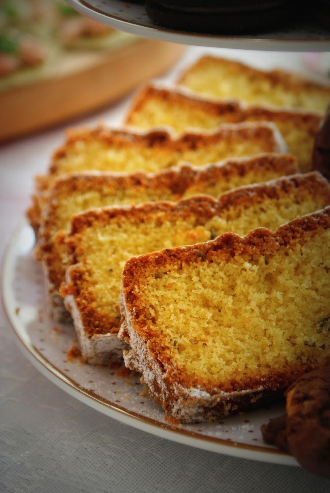 Z Kuchni Do Kuchni Ciasto Lawendowe św Hildegardy Z Bingen