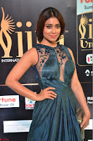 Shriya Saran in Beautiful Transparent Dark Gown IIFA Utsavam Awards 2017 045.JPG