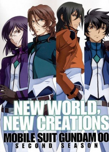Gundam 00 2nd Season - Episódios
