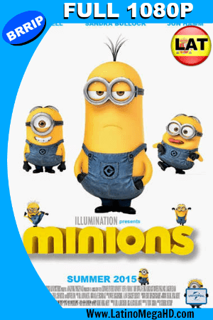 Minions (2015) Latino Full HD 1080P ()