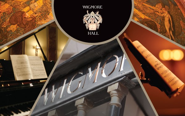 Wigmore Hall 2014/15 season