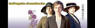 suffragette soundtracks-diren muzikleri