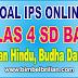 Soal Online IPS Kelas 5 SD Bab 1 Kerajaan Hindu, Budha Dan Islam - Langsung Ada Nilainya