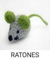 PATRONES RATONES AMIGURUMI