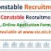 SSC GD Constable Notification Mass Recruitment 2018 - Online Application has been Postponed