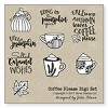 Verve Coffee Please digital stamp set