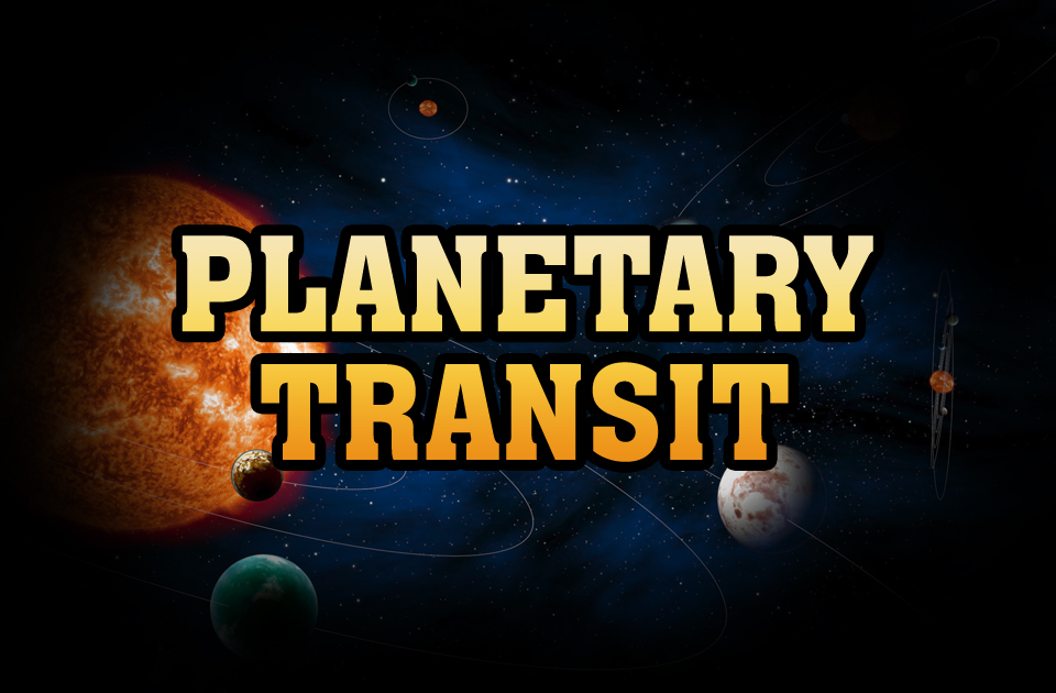 planetary transits vedic astrology