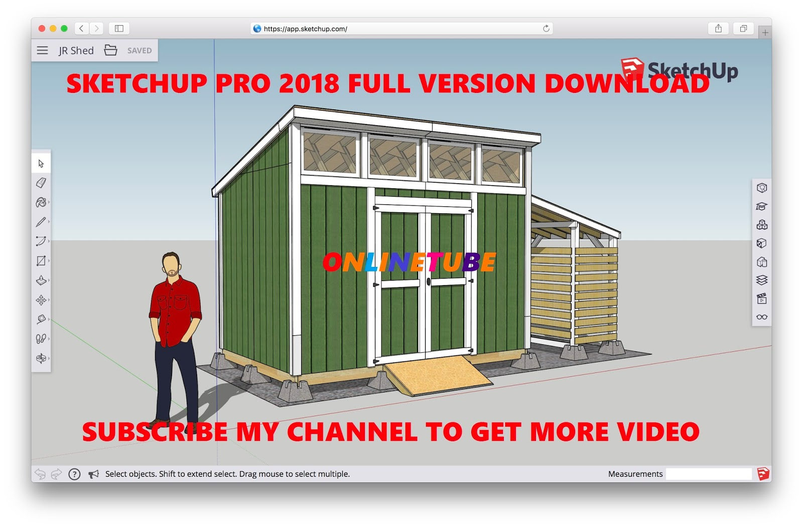 download sketchup 2018 full crack windows 10