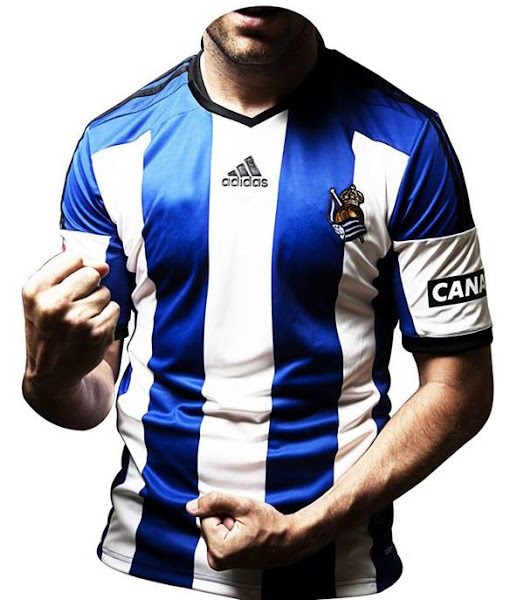 Adidas camiseta Real Sociedad