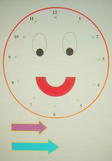 Horloge gratuite à imprimer