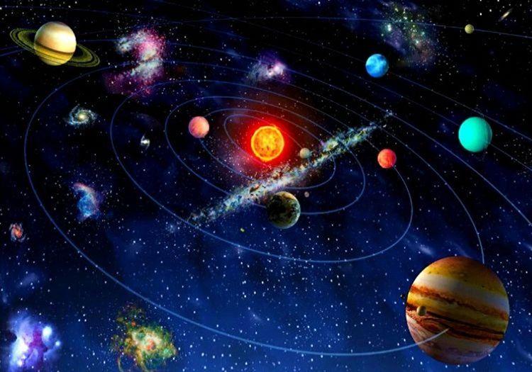 İnsanoğlunun uzay merakı, güneş sistemi ve gezegenlerin keşfediylesiyle iki kanıta çıktı.