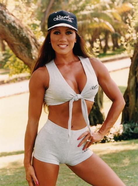 Fitness Instructor - Kiana Tom