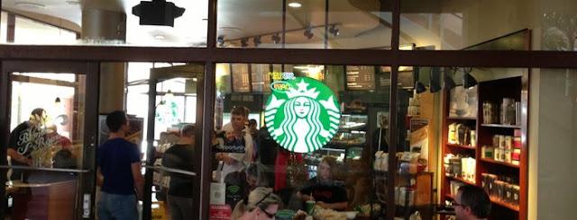 Preços no restaurante Starbucks em Miami