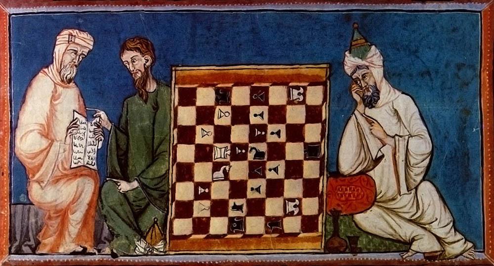 """""""El baúl del ajedrez"""". Historia del Ajedrez. Entrega 3."""