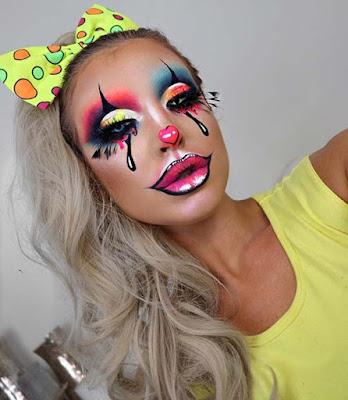 21 trendy scary clown halloween costumes makeup 2018
