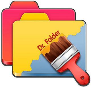 Dr.Folder 2.5.2.2 + Bonus Icons Pack Desatendido Dr._Folder