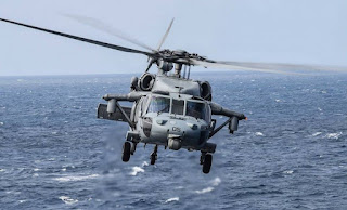 Helikopter MH-60 Sea Hawk AL AS