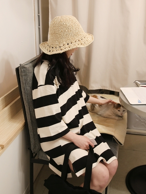Loose One Piece Dress