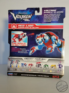 Playmates Voltron Legendary Defender Basic Action Figures