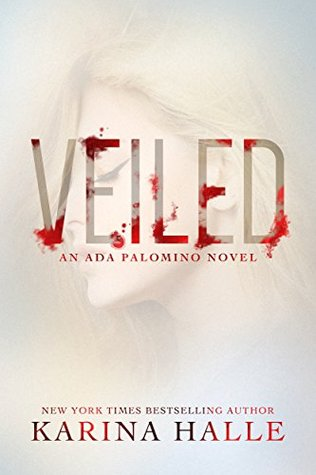 Veiled by Karina Halle book cover