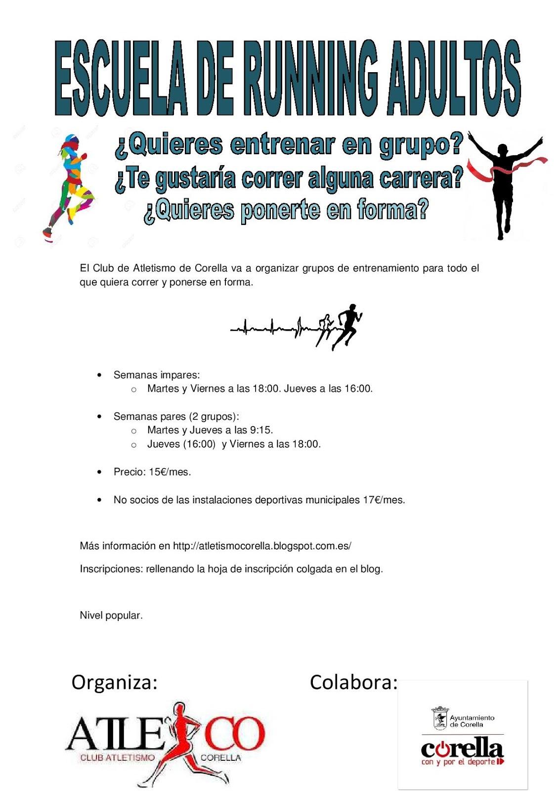 Club Atletismo Corella