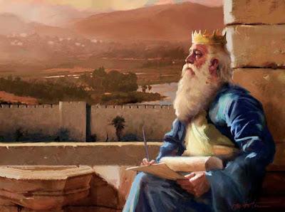 """Соломоновата мъдрост, която говори от страниците на свещеното писание """"Еклисиаст"""""""