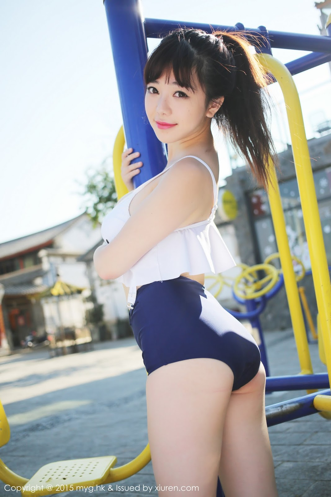 115%2B%252821%2529 - Sexy Girl MYGIRL VOL.115 FAYE