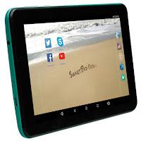 Mediacom SmartPad 7.0 8GB Nero, Verde