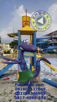 Jasa Pembuatan Patung Waterpark