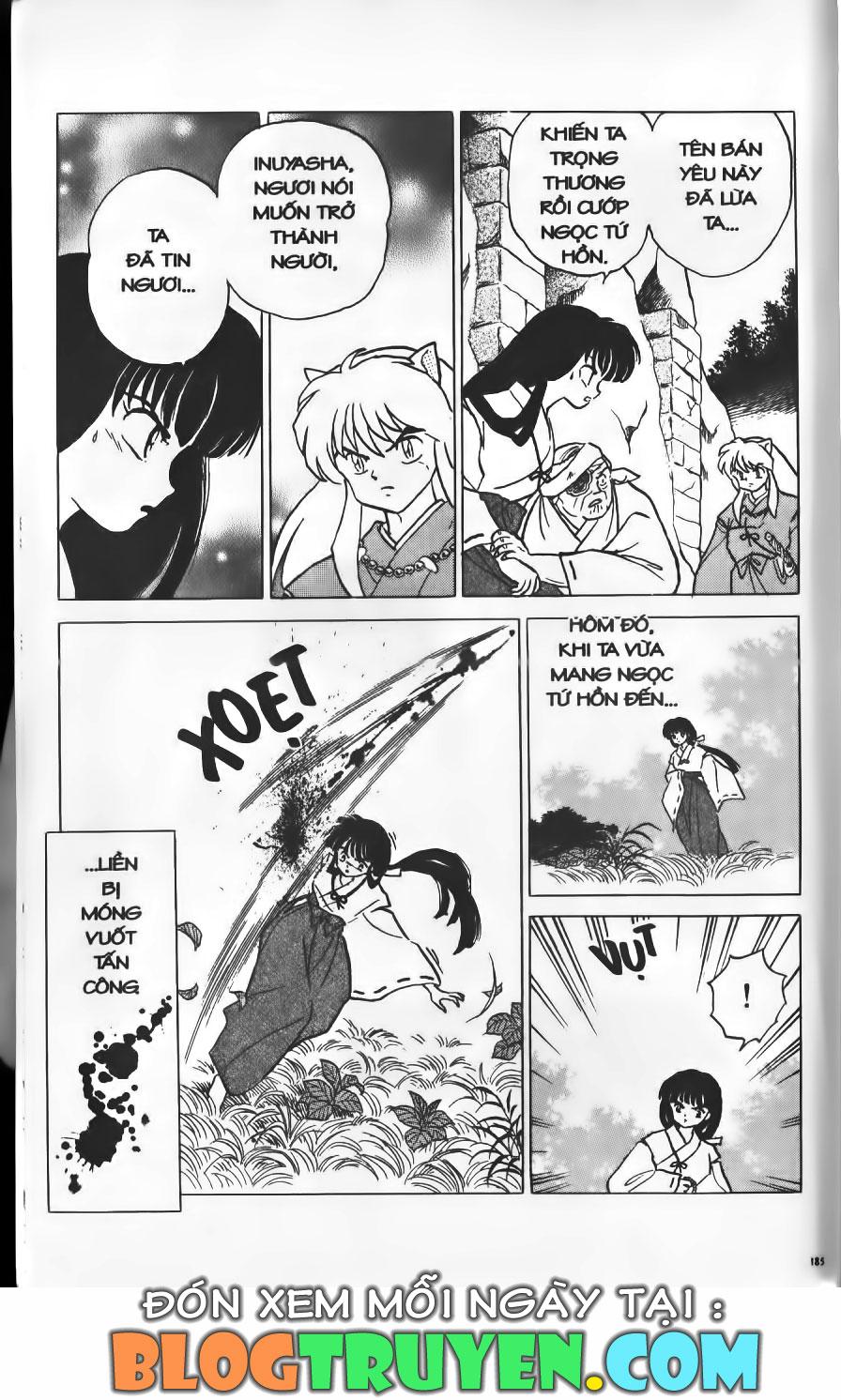 Inuyasha vol 05.10 trang 16