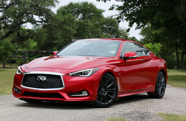2017 Infiniti Q60 Red Sport 400 Review