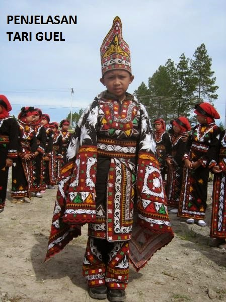 Pengertian Tari Guel Asal Daerah Gayo, Aceh Sumatera