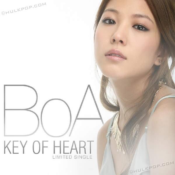 [Single] BoA – Key of Heart (ITUNES PLUS AAC M4A)