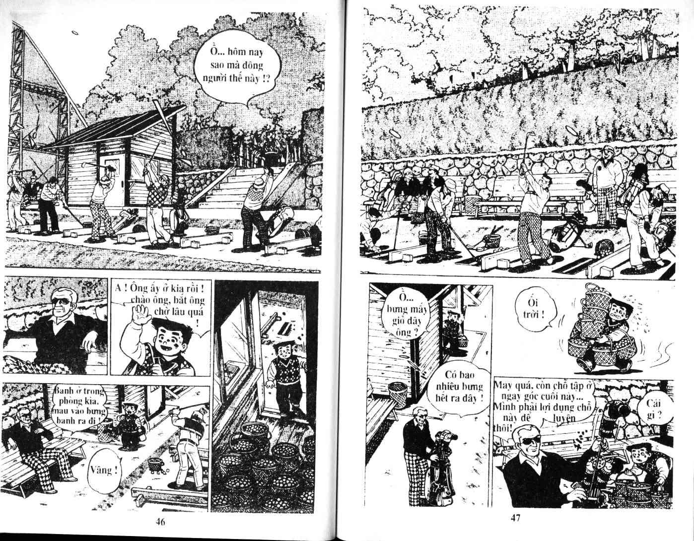 Ashita Tenki ni Naare chapter 35 trang 22