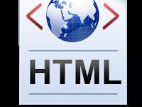 Kumpulan Kode HTML Blog