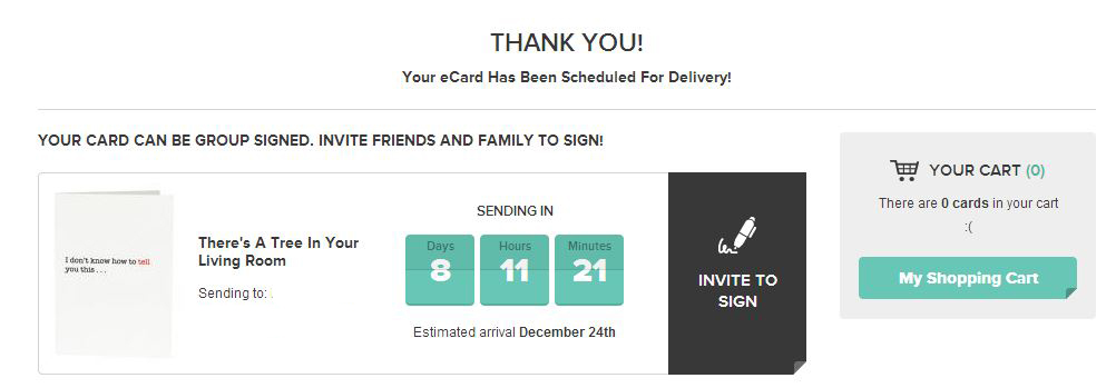 Capture6 Simplified Holiday Cards #OpenMeHolida #PMedia #ad 26