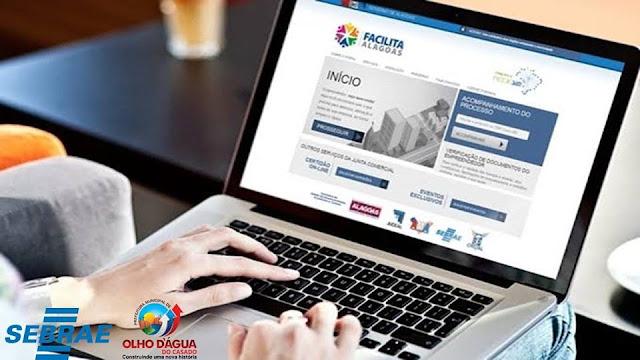 Prefeitura de Olho d' Água do Casado em parceria com o Sebrae regulamenta o processo de registro e legalização de empresas no âmbito da REDESIM no município