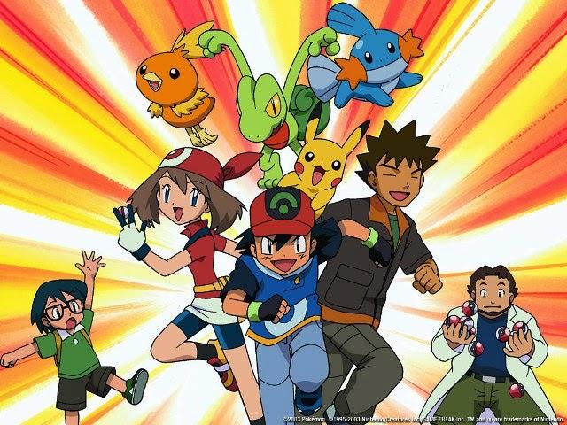 Ver Pokemon - Generacion Avanzada Online