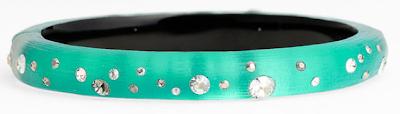 Alexis Bittar 'Diamond Dust' Skinny Hinged Bracelet: $97.49