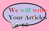 Image for SEO article writing service