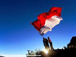 Masih Ada Warga Ogah Kibarkan Bendera