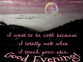 Good evening quotes for facebook