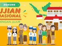 Kumpulan Soal dan Kunci Jawaban UN SMP/MTS 2017 / 2018