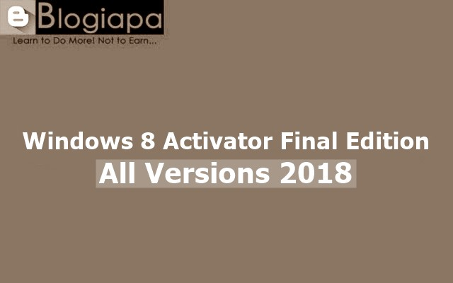 Windows-8-Activator-Final-Edition